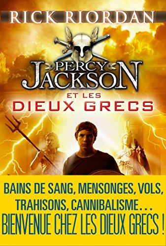 Percy Jackson et les dieux grecs (Wiz)