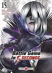 Battle Game in 5 Seconds Edition simple Tome 15
