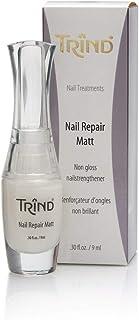 Trind Nail Repair Matte 9ml - Promotes Nail Growth for Damaged Nails and Restores Thin Weak Nails