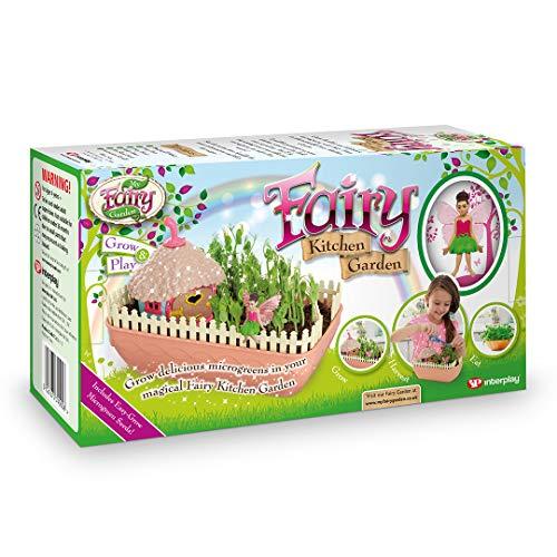 Fairy Kitchen Garden – Fai Crescere Il Tuo Giardino con Prodotti commestibili