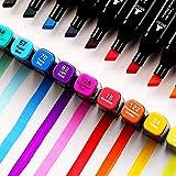 Zoom IMG-2 tongfushop marcatore 80 colori marker
