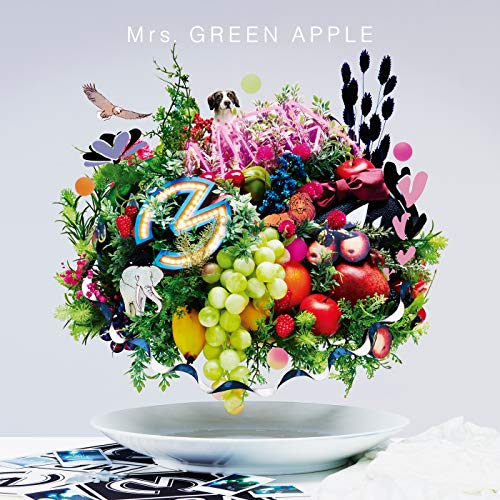 [album]アボイドノート – Mrs. GREEN APPLE[FLAC + MP3]