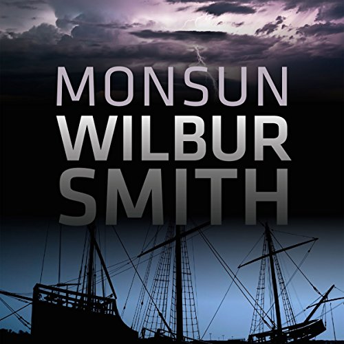 Monsun (The Third Courtney Series 2) audiobook cover art