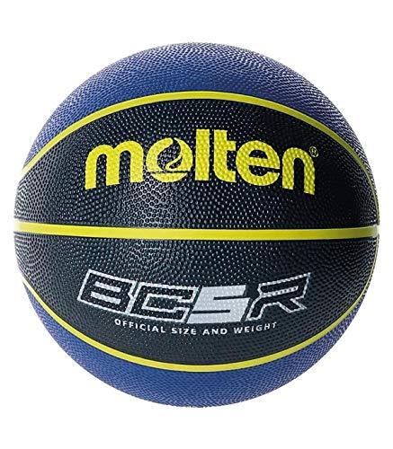 MOLTEN Balon Baloncesto BC5R2-KB Azul Negro Talla 5