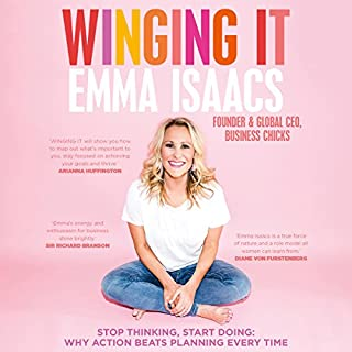Winging It                   By:                                                                                                                                 Emma Isaacs                               Narrated by:                                                                                                                                 Emma Isaacs                      Length: 5 hrs and 40 mins     126 ratings     Overall 4.7