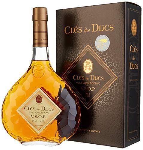 Clés des Ducs V.S.O.P. Vieil Armagnac mit Geschenkverpackung (1 x 0.7 l)