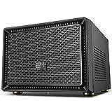 GOLDEN FIELD N-1 Mini ITX Computer Case, Standard ATX Power Supply Support, Water