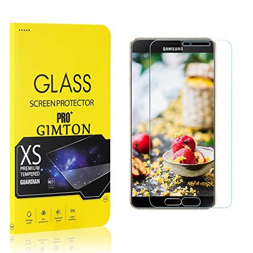 GIMTON Displayschutzfolie für Galaxy A9 Star, 9H Härte, Anti Bläschen Displayschutz Schutzfolie für Samsung Galaxy A9 Star, Einfach Installieren, 2 Stück