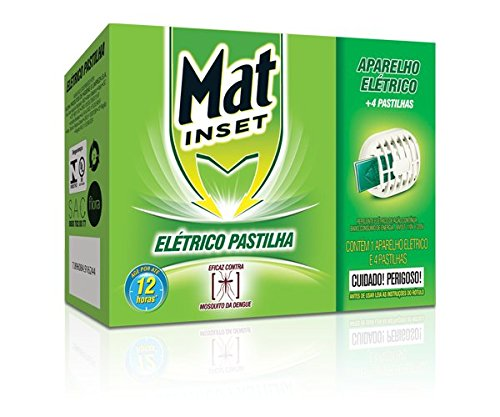 Mat Inset Apar Simples 4C Ref Past, Mat Inset, Laranja