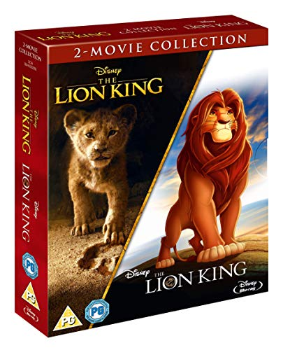 The Lion King Doublepack [Blu-ray] [2019] [Region Free]