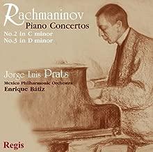 RACHMANINOV: Piano Concertos 2 & 3 by Jorge Luis Prats (2013-05-03)