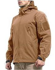 Reebow Gear Militar ejército combate táctico forro polar chaqueta con cremallera