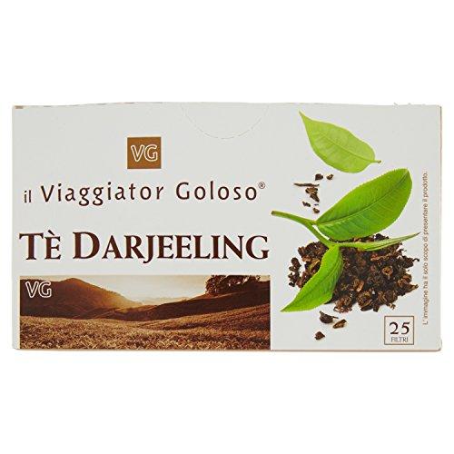 il Viaggiator Goloso Tè Darjeeling, 25 Filtri
