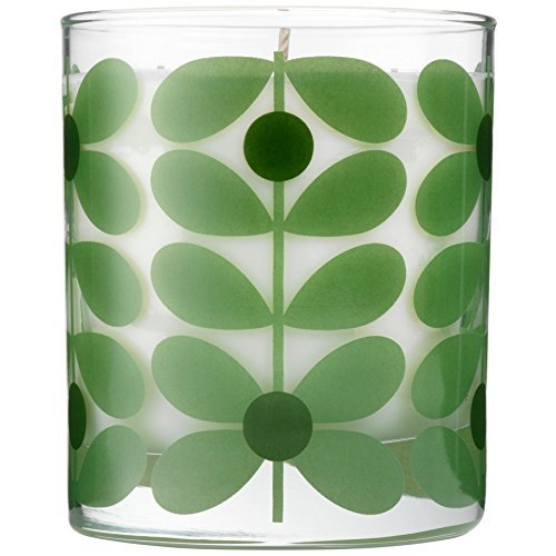 Orla Kiely Basil & Mint Scented Candle 200g by Orla Kiely