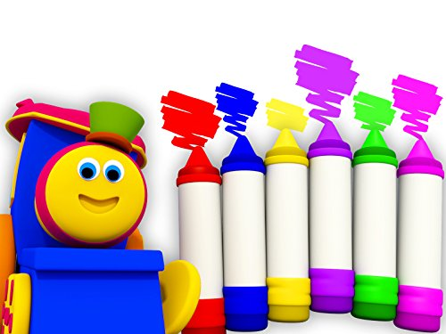 Crayons Colors | Kindergarten Playlist