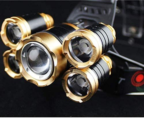 Telescopic zoom OFFicial shop Trust T6 headlights upgraded the version aircraft h of