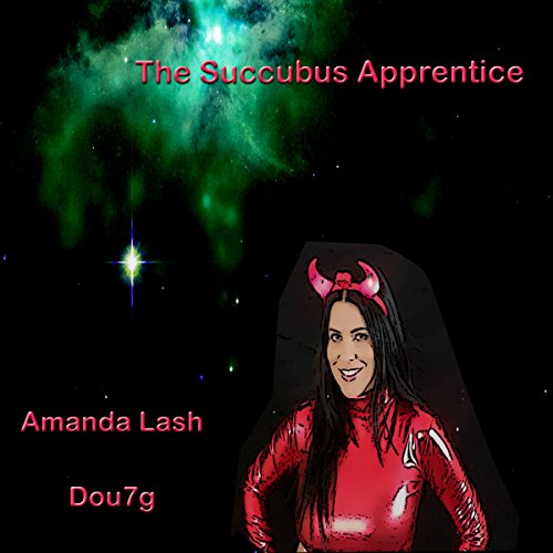 The Succubus Apprentice audiobook cover art