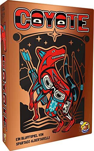 Heidelberger Spieleverlag HG008 Coyote Kartenspiel