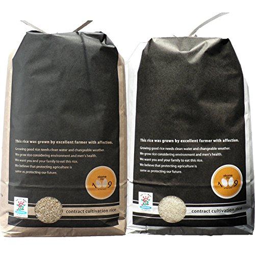 新米 キヌヒカリ 20kg (玄米) (●玄米20kg(10kg×2)) 三重県伊賀産 【ヒラキファーム】 令和2年産 送料無料