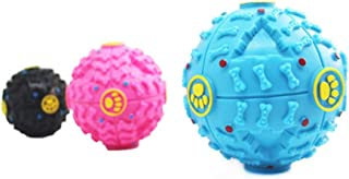 Christmas New Year Dog Gift Toy Dog, Vocal Dog Toy, Cleaning Teeth Dog Toys for Food Balls Medium Tortoise Bites Pleasant ...