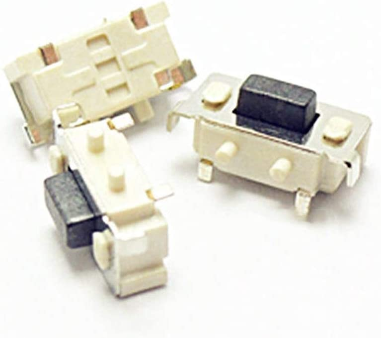 JSJJAUA quality assurance Micro Switch 10Pcs SMT Push 3X6X3.5MM Butto Tact Tactile Over item handling ☆