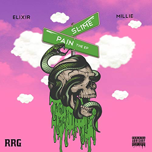 Slime Pain the EP [Explicit]