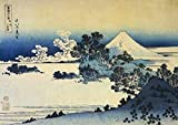 The Poster Corp Hokusai – Mount Fuji Seen from