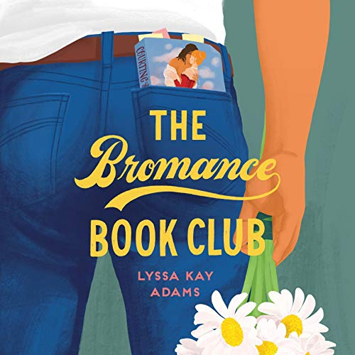 The Bromance Book Club audiobook cover art