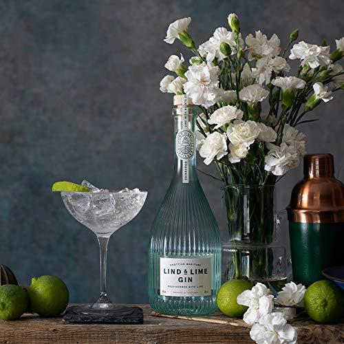 Lind & Lime Gin - Nachhaltiger Gin aus Schottland, 1 x 0.7 l, 44%vol - 2