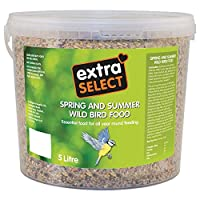 Birds absolutely love it Special mix of high energy ingredients Combines the right minerals, vitamins, trace elements and proteins for rebuilding strength Great quality Other wild bird products available in Extra Select range