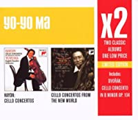 X2 (Concertos from the New World/Hayd