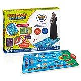 Mumaya Tappetino elettronico da preghiera per bambini islamica musulmana, pedagogica interattiva, tappeto per preghiera parlante, copertina regalo per bambini