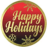 Happy Holidays Stickers Seals Labels - (Pack of 120) 2