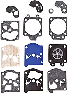 TOPofly Carburateur Joint Et Diaphragme Kit D10-walbro Remplace WTA pour Walbro WA Poids Carburateur