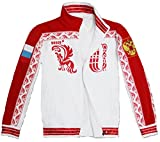 JapanAnimeCosplayExcellent Men,s Sports Jacket Practical Zip-Up Pocket Anime Costume ((S(150-158cm) 5'1, Jacket)