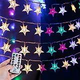Best Star Lights - Star String Lights 33 Feet 100 Led Plug Review