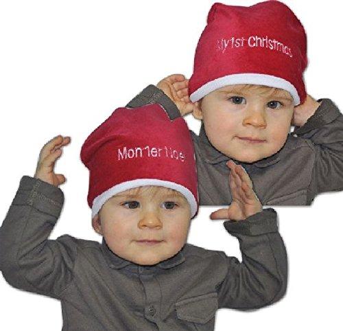 Sandy - Chapeau Enfant 1er Noël -1/3 Ans