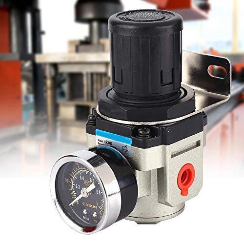 Luchtdrukreduceerventiel, AR3000-02 SMC overstroomventiel Luchtdrukreduceerventiel G1 / 4-10-60 ℃