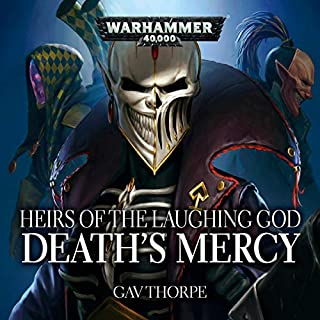 Death's Mercy cover art