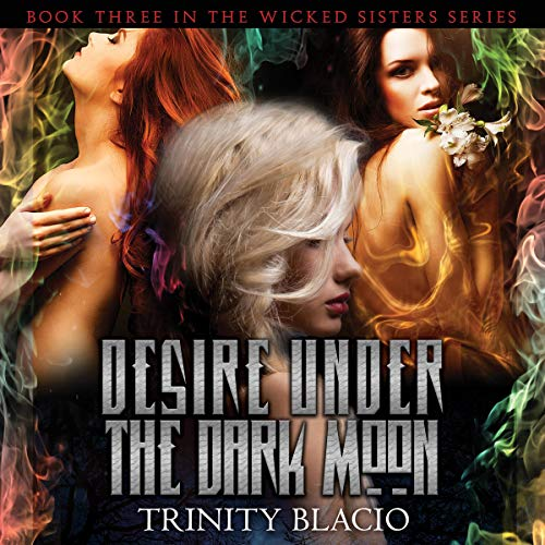 Desire Under the Dark Moon Audiobook By Trinity Blacio cover art