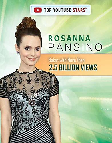 Rosanna Pansino: Baker with More than 2.5 Billion Views (Top YouTube Stars)