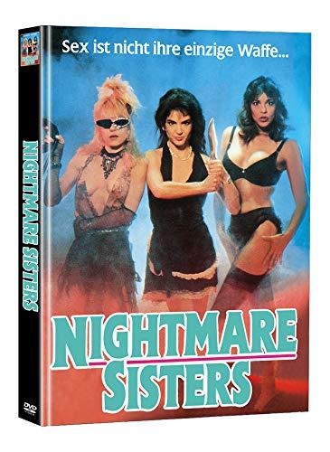 Nightmare Sisters - Mediabook - Limited Edition auf 55 Stück ( Bonus-DVD mit weiterem Horrorfilm)