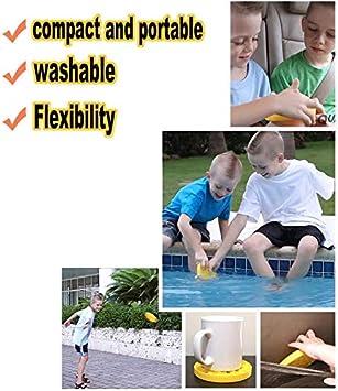 2021 New Upgrade 6PCS Push pop Bubble Fidget Sensory Toy Autism Special Needs Stress Reliever Silicone Stress Reliever Toy Squeeze Sensory Toy for Kid and Adult Circular-6pcs