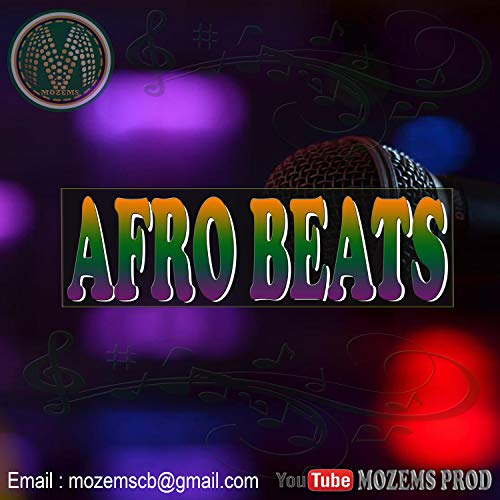 Afro Dancehall Beat