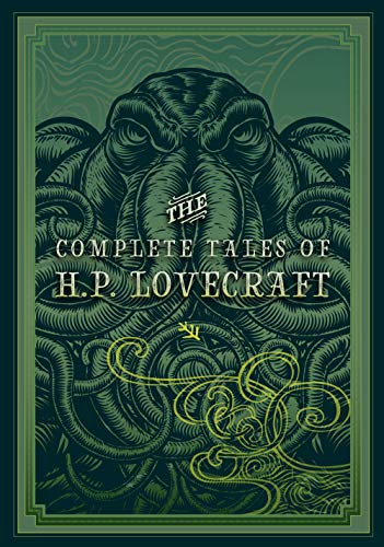 The Complete Tales of H.P. Lovecraft (Timeless Classics, 3)の詳細を見る