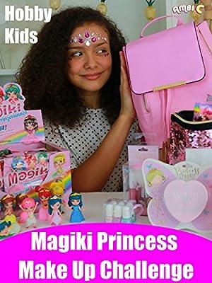 Hobby Kids Magiki Princess Make Up Challenge