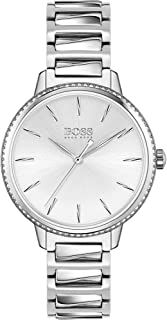Hugo Boss Women's Analogue Quartz Watch with Stainless Steel Strap 1502539