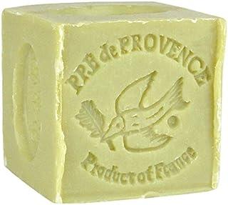 (Natural Marseille) - Pre de Provence Marseille Enriched Soap Quad Milled, Long Lasting 150 Gramme Petit, Natural Marseille