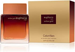 Calvin Klein Euphoria Men Amber Gold For Men 100ml - Eau de Parfum
