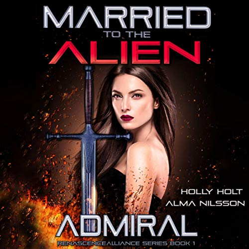 Married to the Alien Admiral cover art